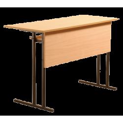 Стол двухместный