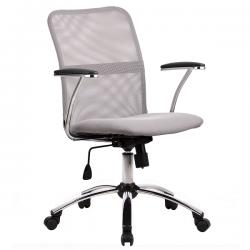 Кресло Metta FK-8 хром