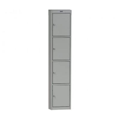 Шкаф для раздевалок ПРАКТИК AL-04