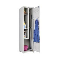 Шкаф для раздевалок ПРАКТИК LS 11-50