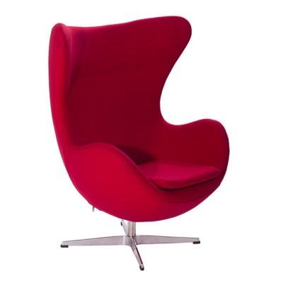 Дизайнерское кресло Arne Jacobsen Style Egg Chair