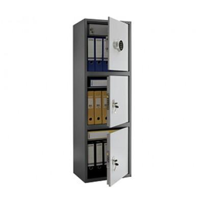 Шкаф бухгалтерский AIKO SL-150/3Т EL