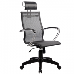 Кресло SkyLine S-2 (K,Pl) с подголовником