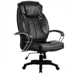 Кресло руководителя Metta LK-12 (пятилучье — пластик)