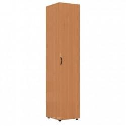Шкаф узкий закрытый 430 x 450 x 2010 (Серия В)