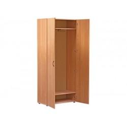 Шкаф для одежды 850 x 450 x 2010 (Серия В)