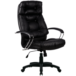Кресло руководителя Metta LK-14 (пятилучье — пластик)