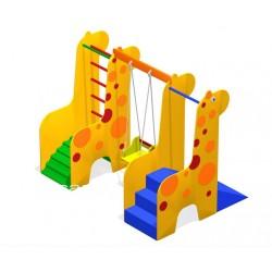 Домашний игровой комплекс «Жирафы»