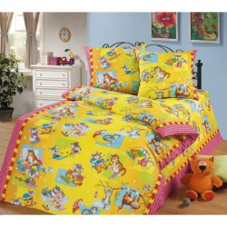Комплект постельного белья ЗнакТекс детский рисунок 125г/м2 [кодПП41]