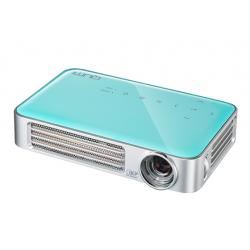 Мультимедийный ультрапортативный LED-проектор Vivitek Qumi Q6-BU Light blue арт[22884]