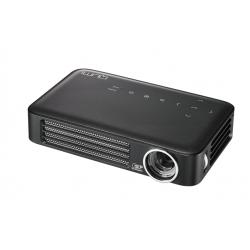 Мультимедийный ультрапортативный LED-проектор Vivitek Qumi Q6-GY Charcoal gray арт[22888]