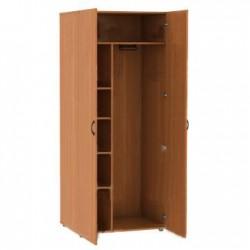 Шкаф для одежды комбинированный 850 x 450 x 2010 (Серия В)