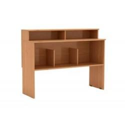Стол барьер библиотечный 1200 x 420 x 900-750 Серия В
