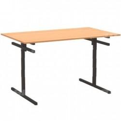 Стол для столовой 4-местный для скамеек (гр. 5,6) Серия В