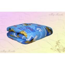 Одеяло ватное 140Х100 детское [кодОП14]
