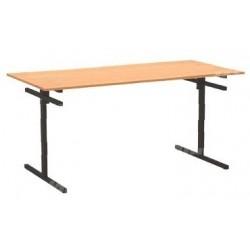Стол для столовой 6-местный для скамеек (гр. 5,6) Серия В