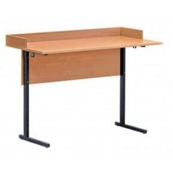 Стол ученический лабораторный с бортиком (гр. 5,6) Серия В