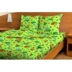 Комплект постельного белья: Красная Талка детский рисунок пл.100г/м2 [кодПП01]