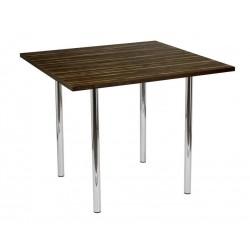 Стол 90х90 квадратный ЛДСП на подстолье Объвязка