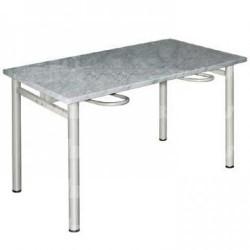 Стол обеденный четырехместный с универсальными кронштейнами Серия В