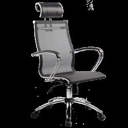 Кресло SkyLine S-2 (C,Ch) с подголовником