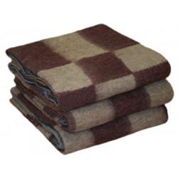 Одеяло 1,5 сп п/ш 75% клетка 140*205 ОП40