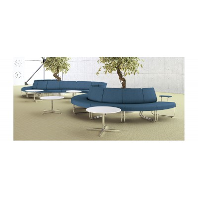 Кресла для зон ожидания «Сластик»
