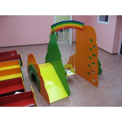 Домашний игровой комплекс «Полянка»