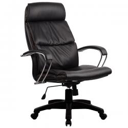 Кресло руководителя Metta LK-15 (пятилучье — пластик)