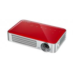 Мультимедийный ультрапортативный LED-проектор Vivitek Qumi Q6-RD Red арт[22885]