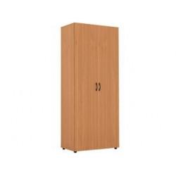 Шкаф широкий закрытый 850 x 450 x 2010 (Серия В)