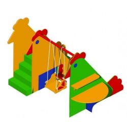 Домашний игровой комплекс «Курочки»