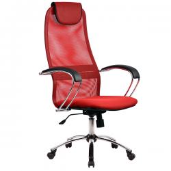 Кресло Metta BK-8 хром