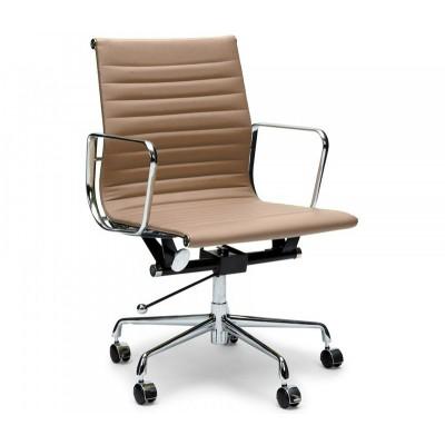 Дизайнерское кресло Eames Style Ribbed Office Chair EA 117