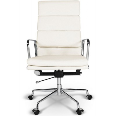 Дизайнерское кресло Eames Style HB Soft Pad Executive Chair EA 219