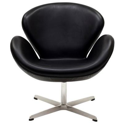 Дизайнерское кресло Arne Jacobsen Style Swan Chair