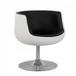 Дизайнерское кресло Cup Cognac