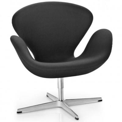 Дизайнерское кресло Swan (Arne Jacobsen)