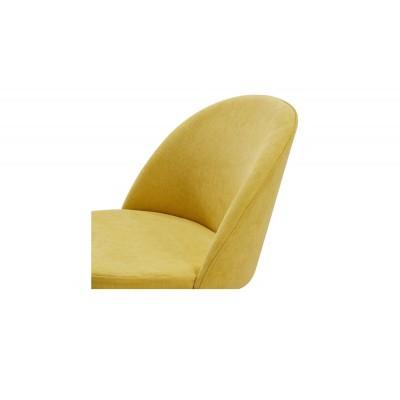 Стул DC373 yellow