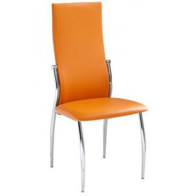 Стул JD2368 оранжевый
