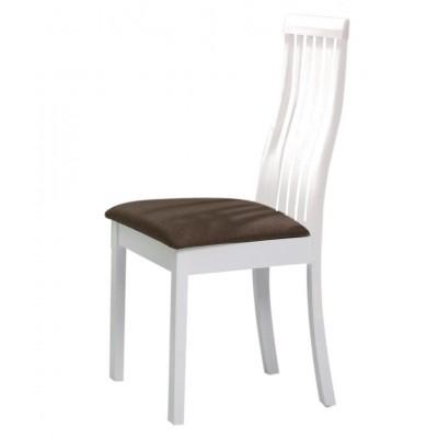 Стол Benson 90 белый Стул Cecilia белый