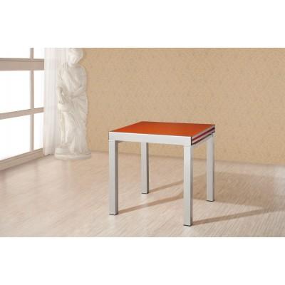 Стол 4001 оранжевый Стул 2368