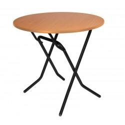 Складной стол d80 см распродажа