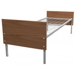 Кровать металлическая для общежитий  1900*700-800-900*700