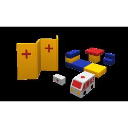 Игровой набор «Скорая помощь» (08.96.00)