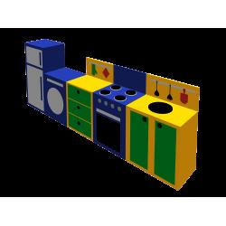 Игровой набор «Поварёнок» (08.96.01)